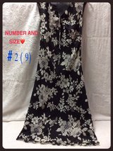"#1""LONG FORMAL DRESSES IN VARIETY AND STYLES* in Okinawa, Japan"