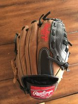 Baseball Mitt - Like New Used a few times!!! in Bolingbrook, Illinois