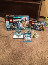 wiiU LEGO dimensions in Joliet, Illinois