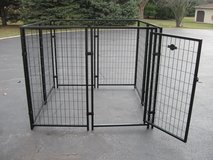 Dog Pen in Shorewood, Illinois