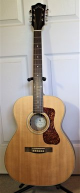 Guild Westerly Acoustic - Electric Guitar & Gig Bag in Fort Polk, Louisiana