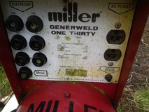 Miller Generweld 130 Arc Welder Generator in Camp Lejeune, North Carolina