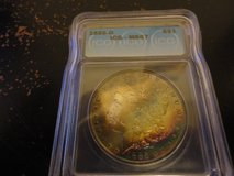 1885-o ms67 morgan dollar pcgs lists this for $1,300.00 in Fort Campbell, Kentucky