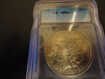 1887-o ms64+ morgan dollar pcgs lists this at $495.00 in Fort Campbell, Kentucky