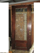 Wood Door  95 inch Tall   X 36 inch Wide in Spring, Texas