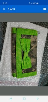 camouflage print wallet in Fort Campbell, Kentucky