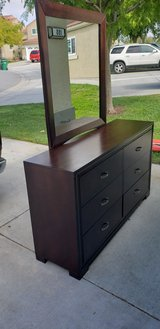 Dresser with Mirror in Camp Pendleton, California