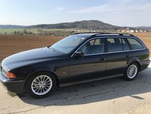 BMW 528 i automatic station wagon ac new inspection free delivery in Grafenwoehr, GE