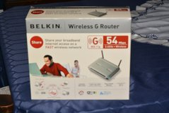 Belkin Wireless Router in Kingwood, Texas