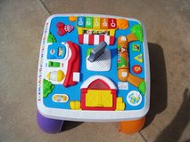 3.Fisher Price Stand Up Educational Table in Alamogordo, New Mexico
