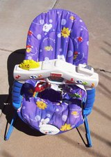 "8. Fisher Price "" Itsy Bitsy Bouncer"" with Activities in Alamogordo, New Mexico"