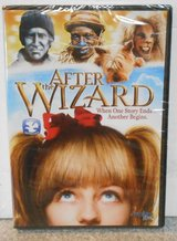 """NEW After The Wizard DVD Based on """"The Wonderful Wizard of Oz"""" in Morris, Illinois"""