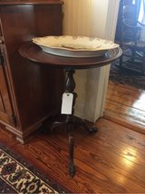 Mahogany Side Table in Camp Lejeune, North Carolina