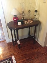 mahogany 6-legged Table in Camp Lejeune, North Carolina