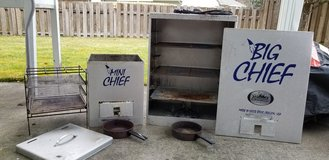 Big Chief and Mini Chief Electric Smokers in Fort Lewis, Washington
