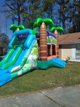 Bounce House book for July 4 2020 in Cherry Point, North Carolina