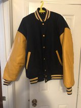 Black & Gold Jacket Large in Fort Knox, Kentucky