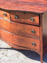 antique tiger oak dresser in Cherry Point, North Carolina