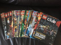 23 LEGO Club Magazines in Glendale Heights, Illinois