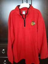 Blackhawks Pullover in Joliet, Illinois