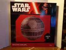 BRAND NEW STAR WARS DEATH STAR LAMP in DeKalb, Illinois