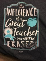 Great Teacher T-shirt in Kingwood, Texas