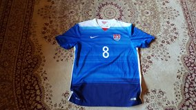 US Mens Soceer Jersey, authentic, Dempsey in Ramstein, Germany