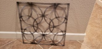 Square Metal Wall Art 25x25 in Vacaville, California