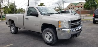 2009 Chevy Silverado 2500HD in Bellaire, Texas