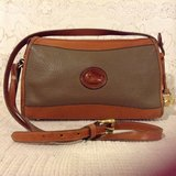 Genuine Leather Vintage Dooney&Burke all weather crossbody in Yucca Valley, California