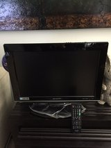 Sharp TV with Built in DVD in Naperville, Illinois