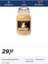 4 yankee candles 22oz in Ramstein, Germany
