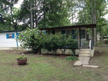 SMALL MOBILE Home Comp. Furnished micro,w/d will rent to only 1 person NO PETS in Leesville, Louisiana