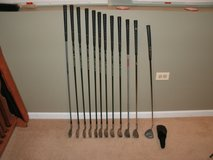 Mens Golf Clubs RH King Cobra Irons 2 through LW and Putter in Orland Park, Illinois