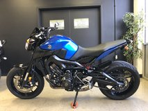 2016 YAMAHA FZ-09 SPORTBIKE UNLEADED GAS in Fort Campbell, Kentucky