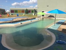 Pools for pets in Conroe, Texas