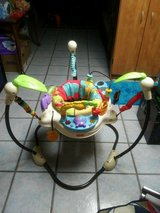 Fisher Price Jumperoo in Fort Riley, Kansas