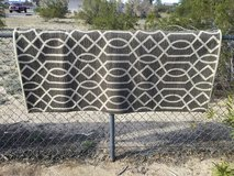 "Area rug, 64"" x 39"" in 29 Palms, California"
