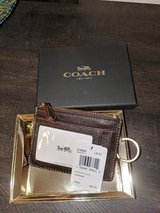 Small Coach Wristlet with ID & CC Holder in Baytown, Texas