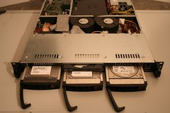 SuperMicro 1U Blade Server * Cleaning out. Lots must go * in Wiesbaden, GE