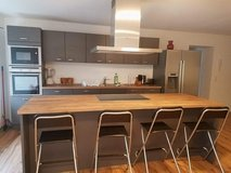 TLA 3 BR Apt, 5 min from Ramstein AB, terrace, bbq, pet friendly, Air Con in Ramstein, Germany