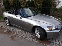 S2000 fun in the sun in Stuttgart, GE