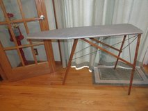 Vintage Ironing Board in Chicago, Illinois