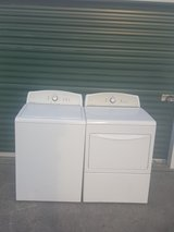 KENMORE washer & dryer (free delivery) credit card accepted in Camp Lejeune, North Carolina