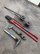 Misc. Tools TODAY ONLY in Houston, Texas