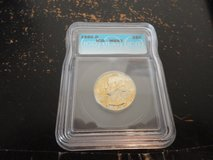 1960 d ms 67 washington quarter pcgs lists this at $2400.00 in Fort Campbell, Kentucky