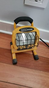 Free with any other purchase - Halogen Work Light in Glendale Heights, Illinois