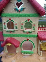 VINTAGE 1980'S STRAWBERRY SHORTCAKE HOUSE in DeKalb, Illinois