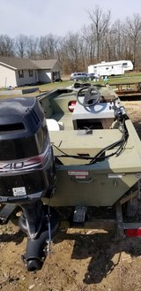 2012 tracker grizzly allweld in Fort Leonard Wood, Missouri