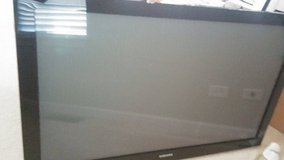 "50"" SAMSUNG PLASMA TV in St. Charles, Illinois"